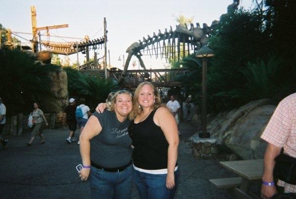 Disney, Summer 2008