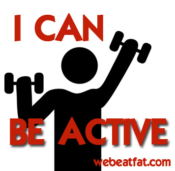 Challenge: I CAN…Be Active