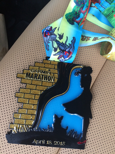 Race Recap: Garmin in the Land of Oz Marathon