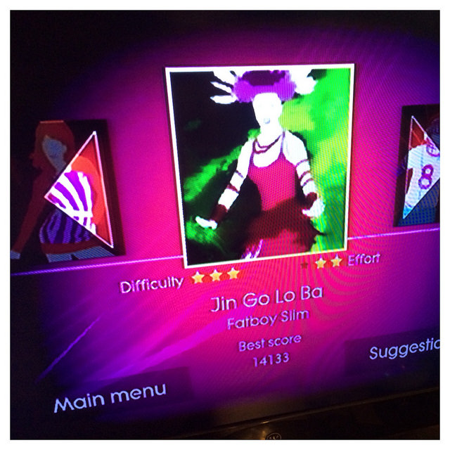 Fitbit Flex (and Just Dance) has me getting active again
