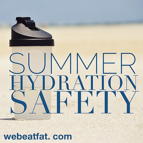 Summer hydration safety