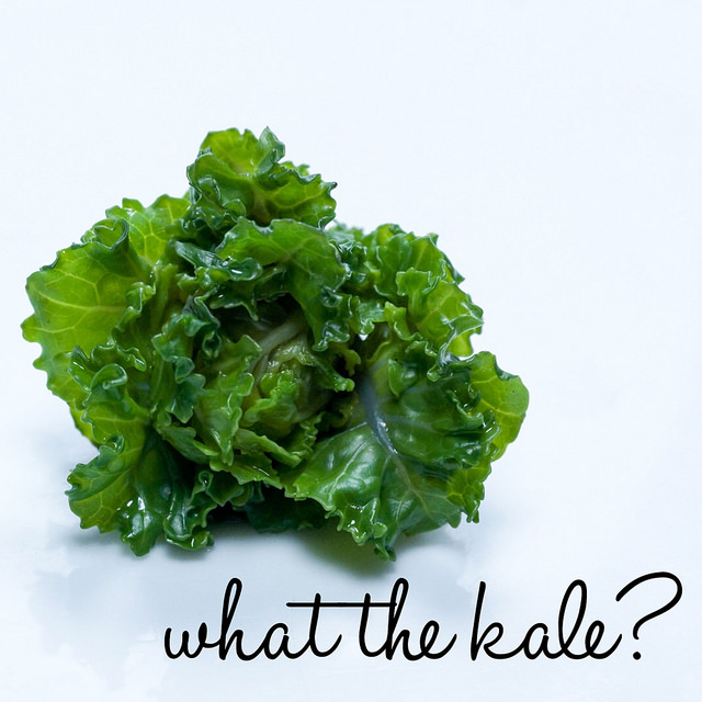 What the kale? Reap the kale health benefits.