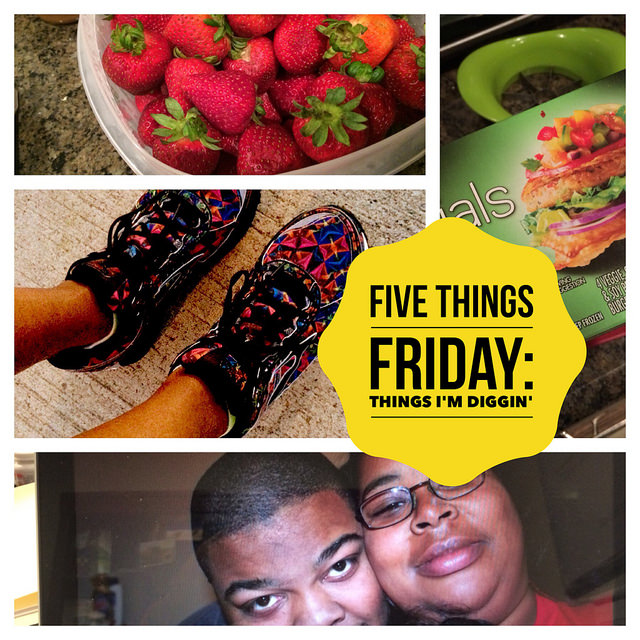 Five things Friday: videos and running shoes