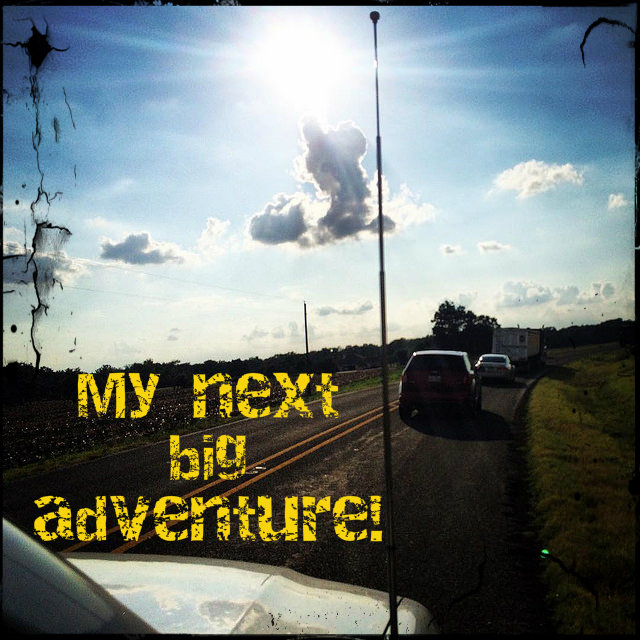 Travel Tuesday: I'm going on a road trip
