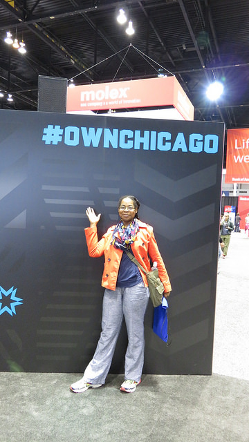 Chicago Marathon 2015: Did I #OwnChicago?
