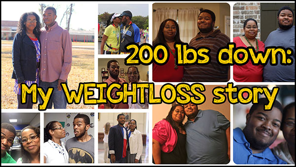 My weight loss story: the reasons for losing 200 pounds