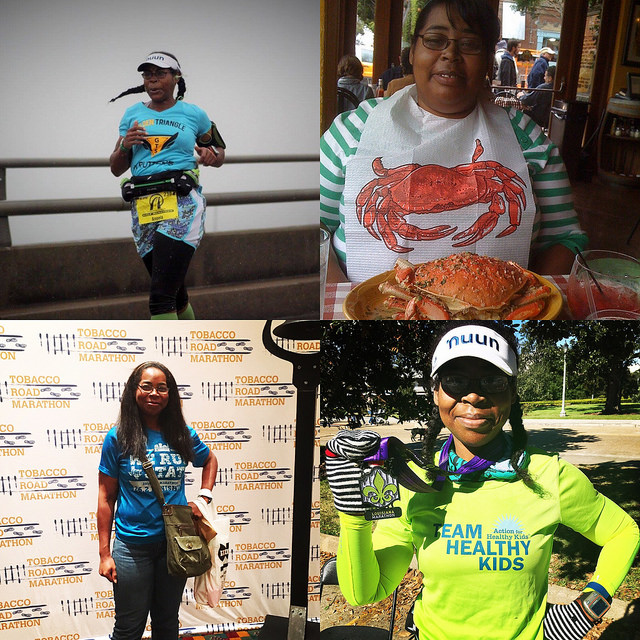 Transformation Tuesday: Falling into running