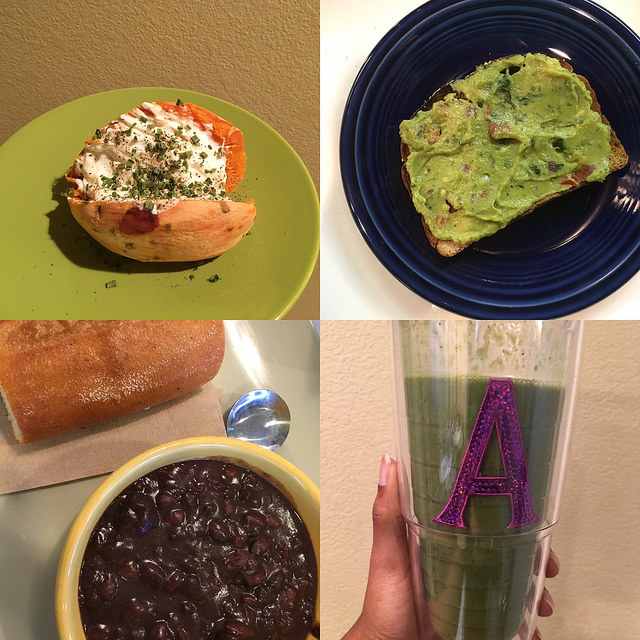 WIAW: A typical day of eating