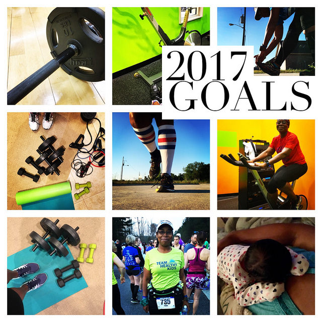 Setting my goals for 2017