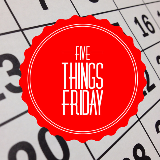 Forgotten Five Things Friday: Halo Top, LilleBaby and Kinedu