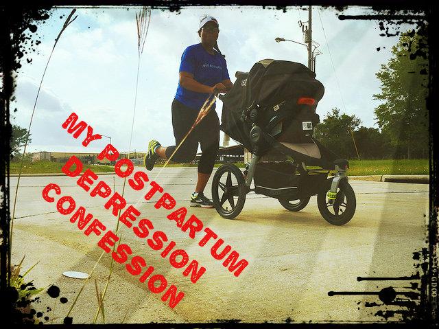 Postpartum depression confession