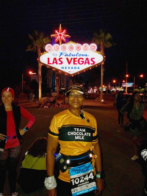Race Recap: Rock n Roll Las Vegas Half Marathon