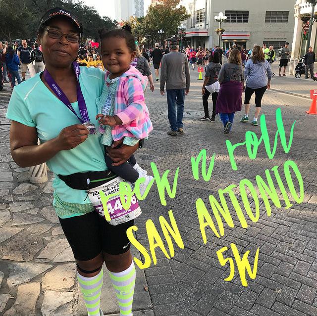 Race recap: Rock n Roll San Antonio 5k