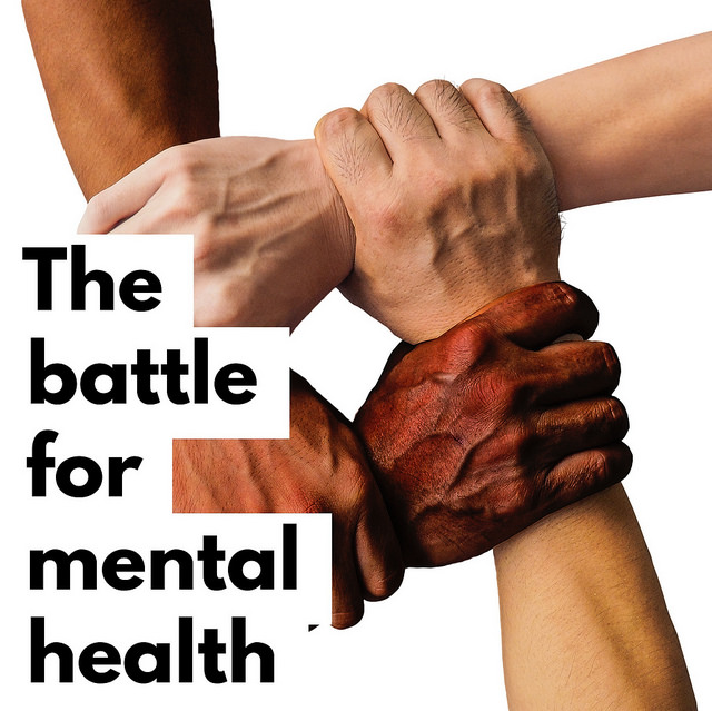 The battle for mental health