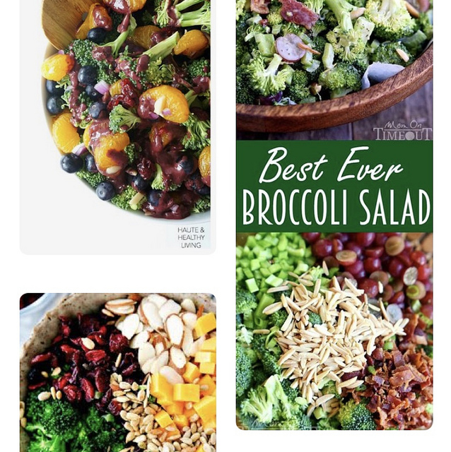 Should I make broccoli salad for Christmas?