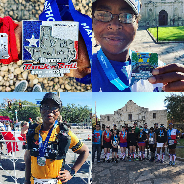 Rock n Roll San Antonio Marathon 2018