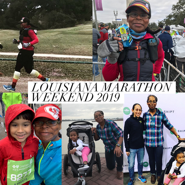 Race Recap: Louisiana Marathon 2019 Weekend – Half Marathon