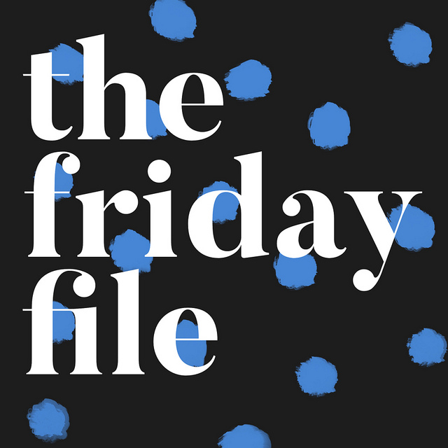 Friday File: podcasting, running, essential oils and more