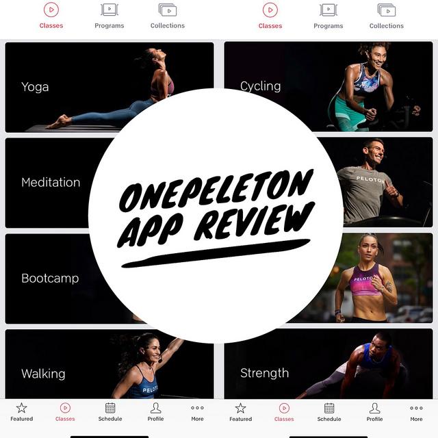 App review: The Peleton Digital app