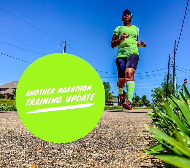 The Flying Pig marathon training update