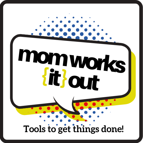 Episode #1 – Mom works podcasting out