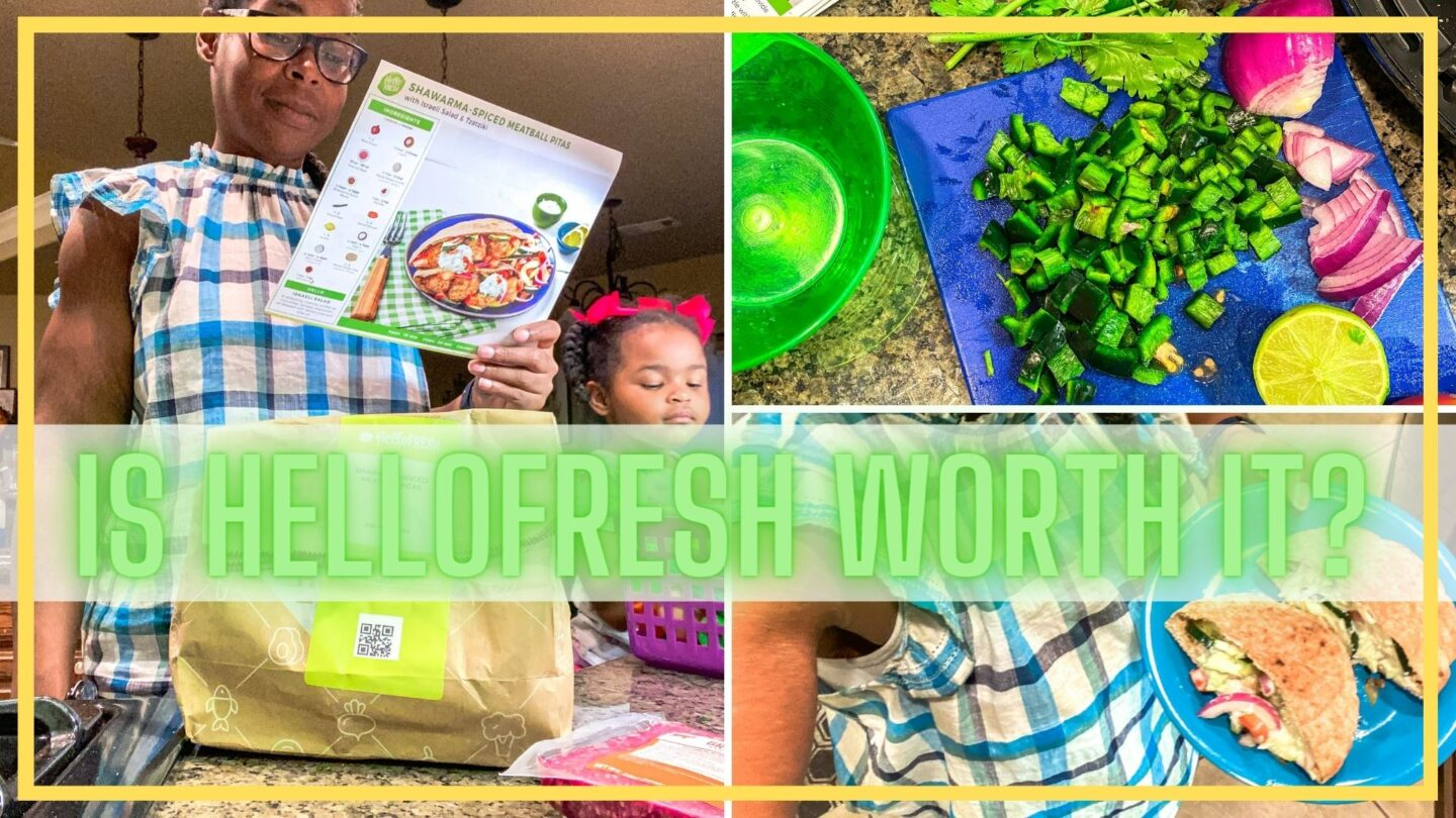 Is HelloFresh worth a try?