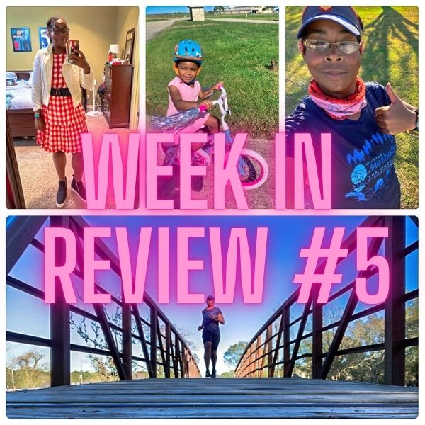 Week in Review #5 2020
