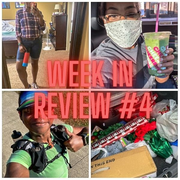 Week in Review #4 2020