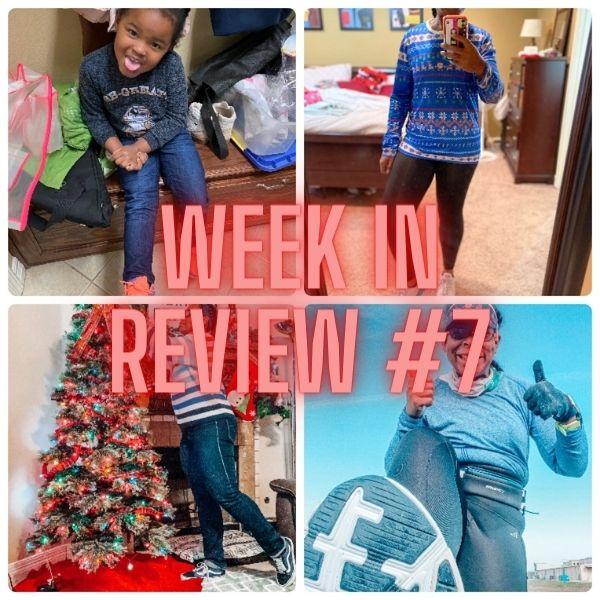 Week in review #7 2020