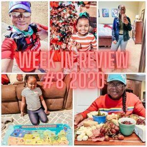 Week in Review #8 2020