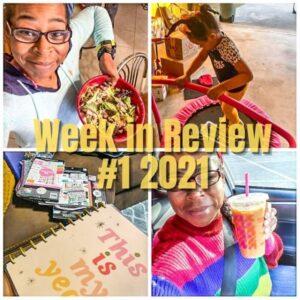 Week in Review #1 2021
