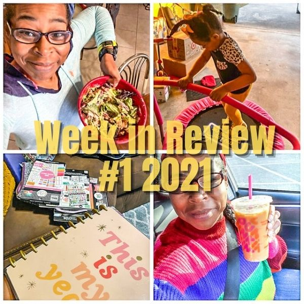 Week in Review #1 2021