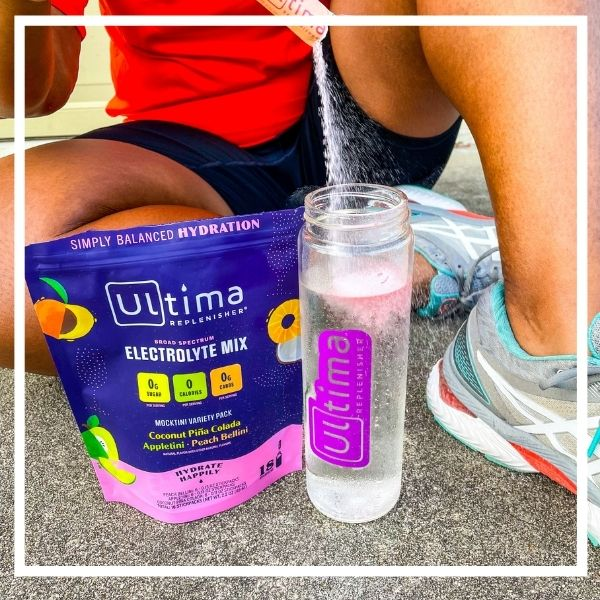Are you hydrating the right way? (featuring Ultima Replenisher Electrolytes)